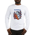 Harrell Coat of Arms Long Sleeve T-Shirt