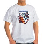 Harrell Coat of Arms Light T-Shirt