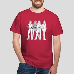 Silent Ranks Logo Dark T-Shirt