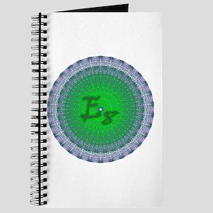 E8 Lie Green Journal