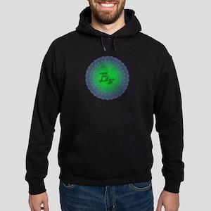 E8 Lie Green Hoodie (dark)