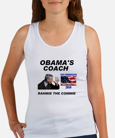 RAHMIE THE COMMIE Women's Tank Top