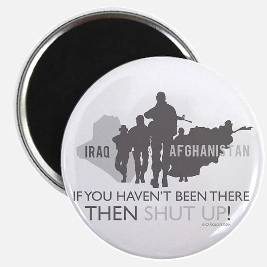 Iraq - Afghanistan Magnet
