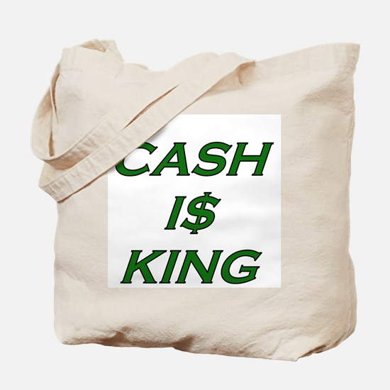 Cool Debt Tote Bag