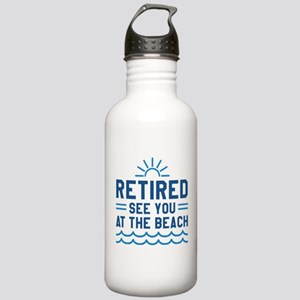 Retired See You At The Stainless Water Bottle 1.0L