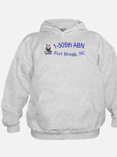 1st Bn 505th ABN Hoody