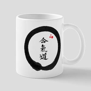 Aikido Zen Mugs