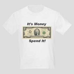 Spend Toms Kids Light T-Shirt