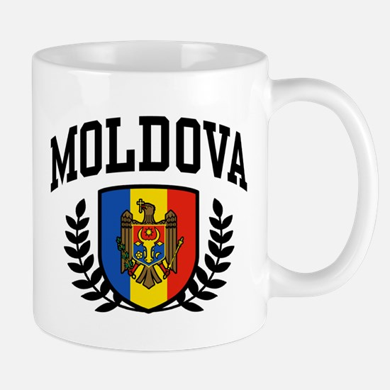 Moldova Mug