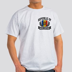 Republic of Moldova Light T-Shirt