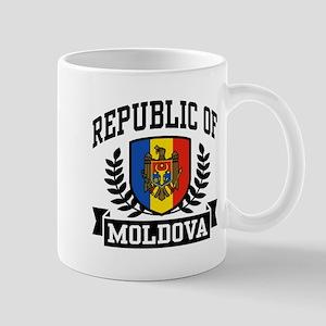 Republic of Moldova Mug
