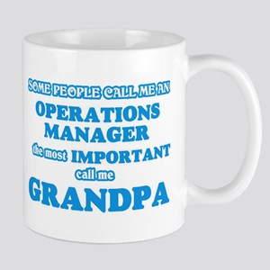 Some call me an Operations Manager, the most Mugs