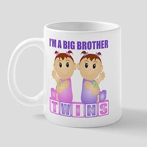 I'm A Big Brother (PGG:blk) Mug