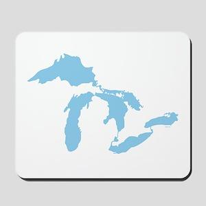 Great Lakes Mousepad