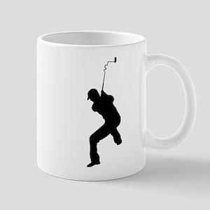 Angry Golfer Mug