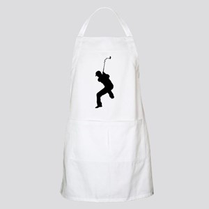 Angry Golfer Apron