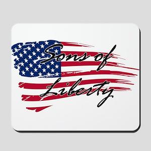 Sons of Liberty Mousepad