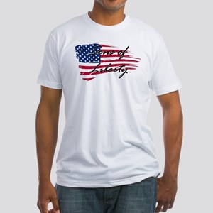 Sons of Liberty Fitted T-Shirt