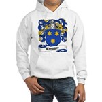 Crugger Coat of Arms Hooded Sweatshirt