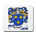 Crugger Coat of Arms Mousepad