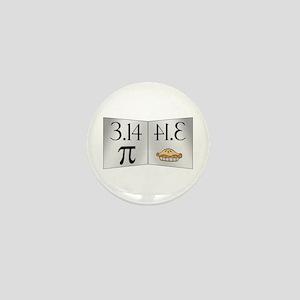 PI 3.14 Reflected as PIE Mini Button