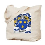 Crugger Coat of Arms Tote Bag