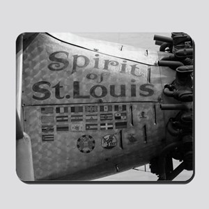 Spirit of St. Louis Mousepad
