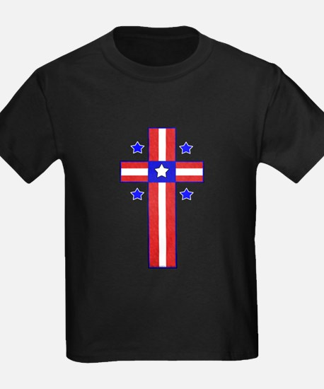 Christian Cross T