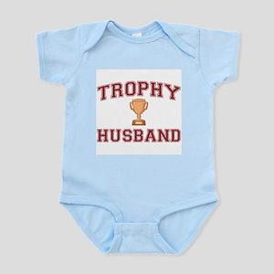 Trophy Husband Infant Bodysuit