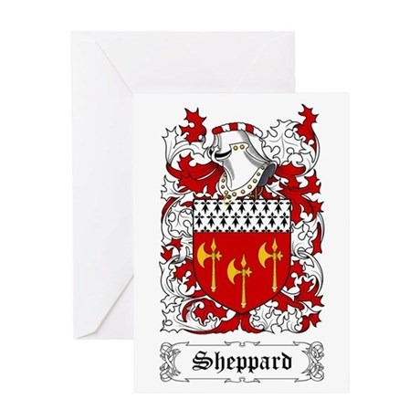 Sheppard Greeting Card