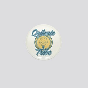 Quileute Wolfpack Mini Button