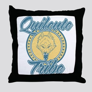 Quileute Wolfpack Throw Pillow