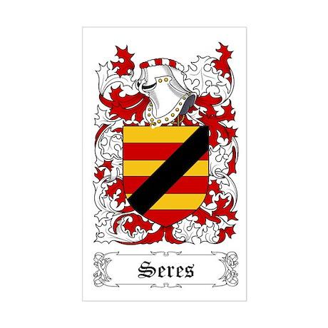 Seres Sticker (Rectangular)