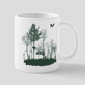 A Natural Band Mug