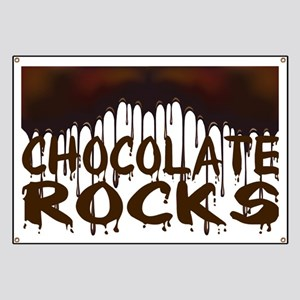 Chocolate Rocks Banner