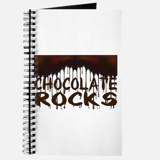 Chocolate Rocks Journal