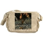 Chipmunk Messenger Bag