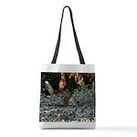 Chipmunk Polyester Tote Bag