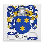 Krugger Coat of Arms Tile Coaster