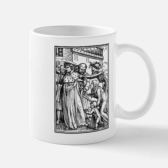Memento mori dead gothic Mug