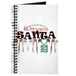 Buttcrack Santa Journal