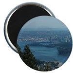 Vancouver View Magnets