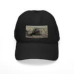 Wagon Wheel Morning Baseball Hat