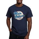 MojoGypsies T-shirt Blue Script T-Shirt