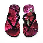 beautiful bouquet Flip Flops