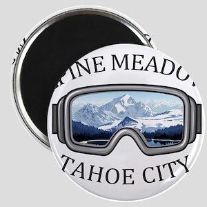 Alpine Meadows - Tahoe City - California Magnets