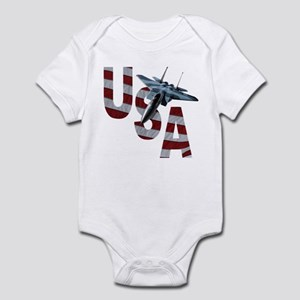 USA Eagle Infant Bodysuit