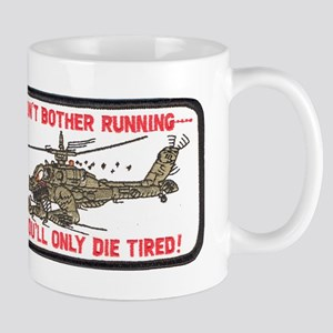 Don't Bother Running Mug