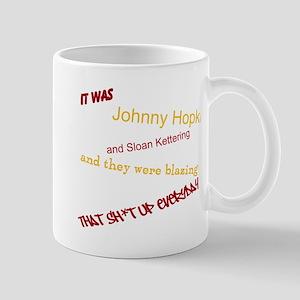 Johnny Hopkins Mug