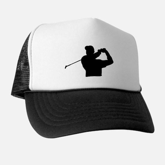 Golfer Hat
